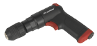 Sealey Air Pistol Drill with 10mm Keyless Chuck Composite Premier